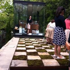 veranda茶会  by ts