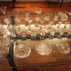 ラリックのグラス