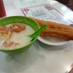 ホンコンB級グルメ 2 威記粥店
