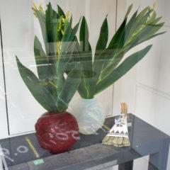 祇園祭の檜扇と粽